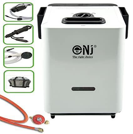 J + N–Calentador de gas propano portátil,