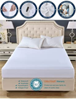 Unique Waterproof Mattress Cover King Bed