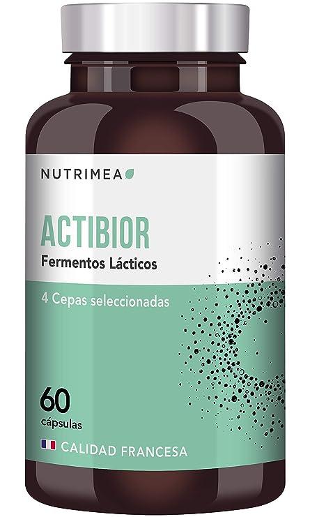 Probióticos, 5.7 x 60 Mil Millones de UFC por cápsula, Multi Cepas, Lactobacilos y Bifidobacterias, Protege Flora Intestinal Sistema Inmunológico, ...