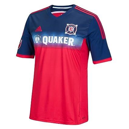 58dfbdb2b31 Amazon.com : MLS Men's Replica Short Sleeve Jersey : Sports & Outdoors