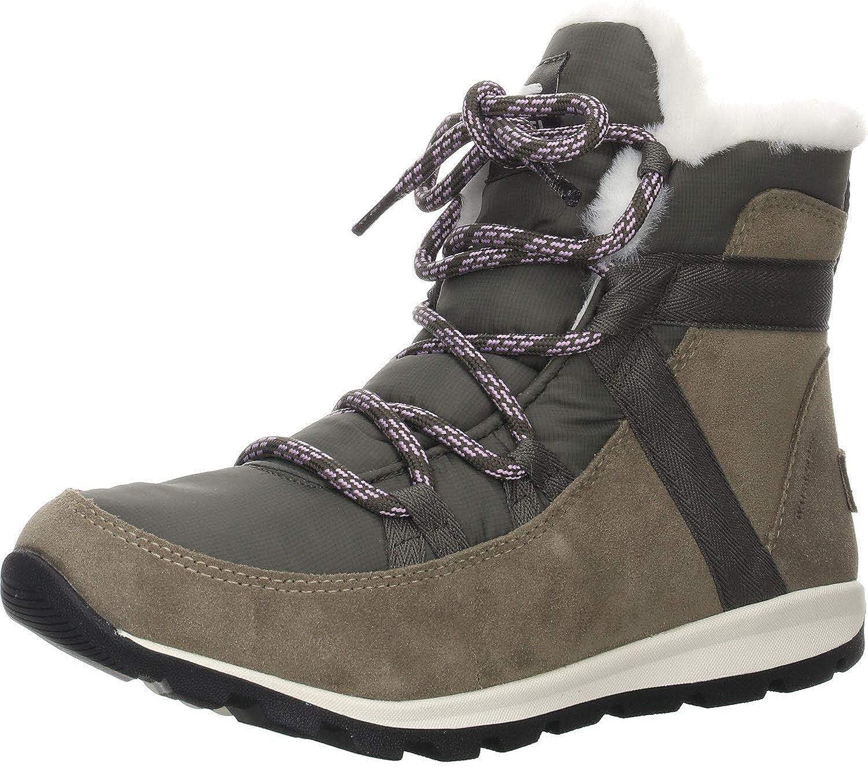 Sorel Whitney Flurry, Zapatillas para Caminar para Mujer Sage cX6ze