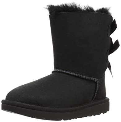 758e5c5c0e5 UGG Girls Bailey T Bailey Bow Ii Toddler Boot