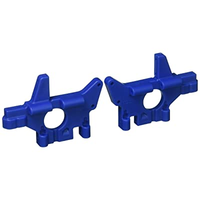 RPM Rear Bulkheads for All Versions of The T-Maxx and E-Maxx, Blue: Toys & Games