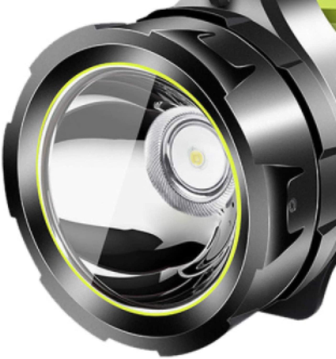 Flashlight 100w Powerful Rechargeable Searchlight Camping Spotlight Ultra-Long Standby Torch with USB Output Lantern 881B 881b