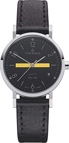 TUW Ruhla Thuringia Quartz 60132-021602C Reloj de Pulsera para mujeres Clásico & sencillo