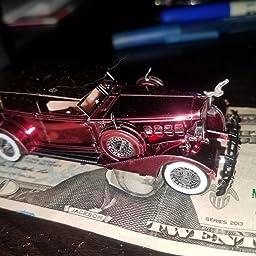 Amazon Com Fascinations Metal Earth 1934 Packard Twelve Convertible 3d Metal Model Kit Toys Games