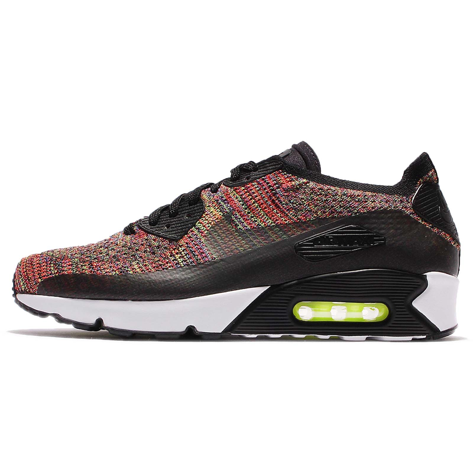 newest 5a8a4 3e0cf Galleon - NIKE Men s Air Max 90 Ultra 2.0 Flyknit Running Shoe (9.5 D(M) US,  Black)