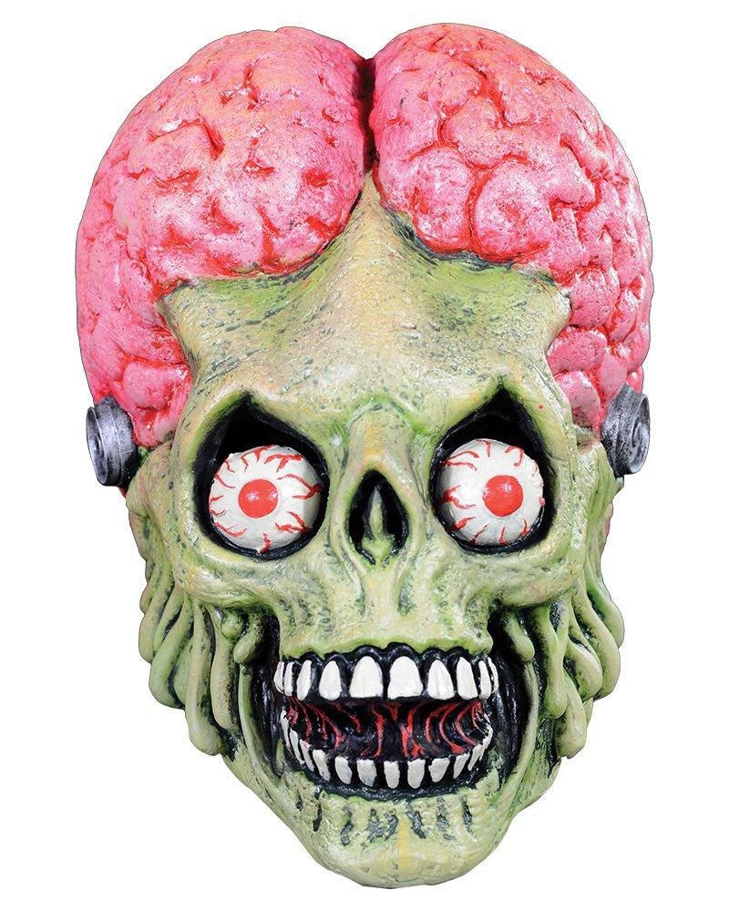 nueva marca Mars ataques Full para adulto máscara máscara máscara Drone Marciano  connotación de lujo discreta