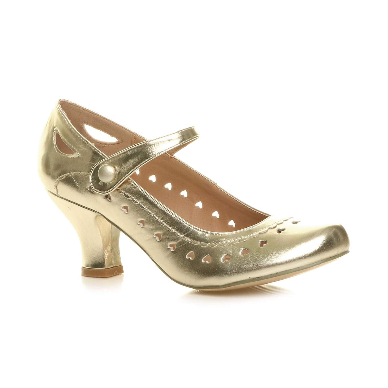 TALLA 37 1/3 EU. Ajvani - Zapatos de vestir para mujer