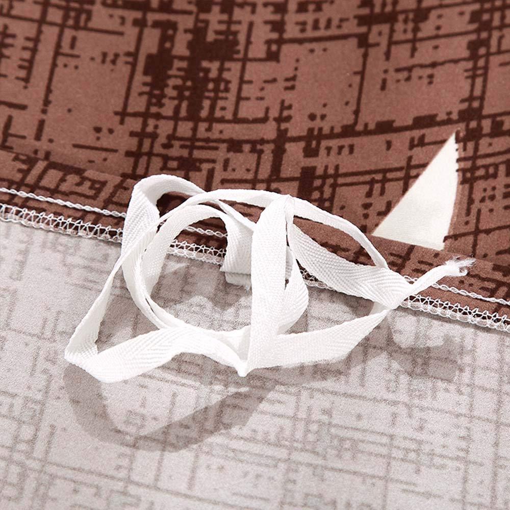 Urijk Housse de Canap/é Housse de Fauteuil Extensible Housses de Fauteuils /Élastiques Couver Canap/é 1 Place 2 Places 3 Places 4 Places avec Accoudoirs Protecteur de Canap/é Imprim/é D/écoratif