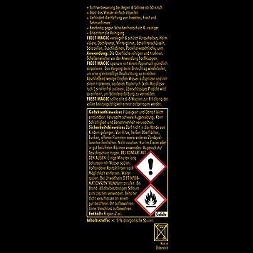 Abacus Versiegelung Set 1x 300 Ml Plantacus Antibeschlag 1x 250 Ml Scheibenversiegelung 1x 500 Ml Politex Lackversiegelung 1x Mikrofaser Poliertuch 2x Polierschwamm 7329 Auto