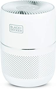 BLACK+DECKER air Purifier, White
