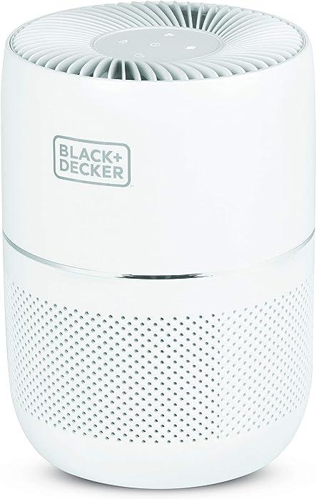BLACK+DECKER air Purifier, White