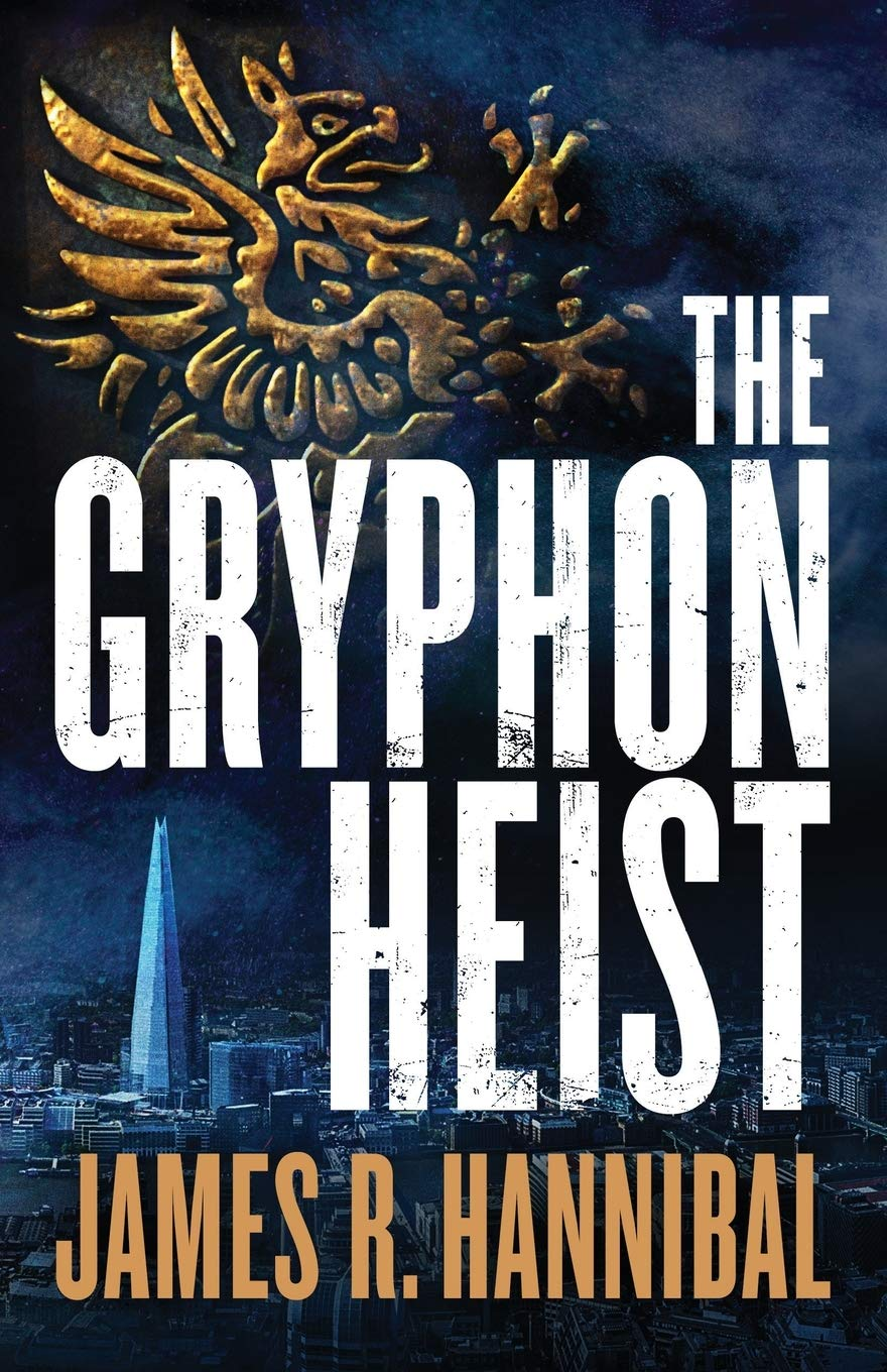 The Gryphon Heist {A Book Review}