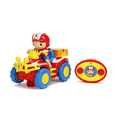 Jada Toys Ryan's World Pizza Delivery RC: Toys & Games