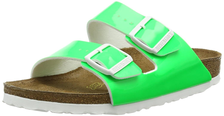Birkenstock Arizona 57583 - Sandalias Mujer 39 EU|Verde (Neon Green)