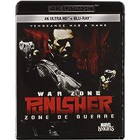 Punisher: War Zone [4k Ultra HD + Blu-ray] (Bilingual)