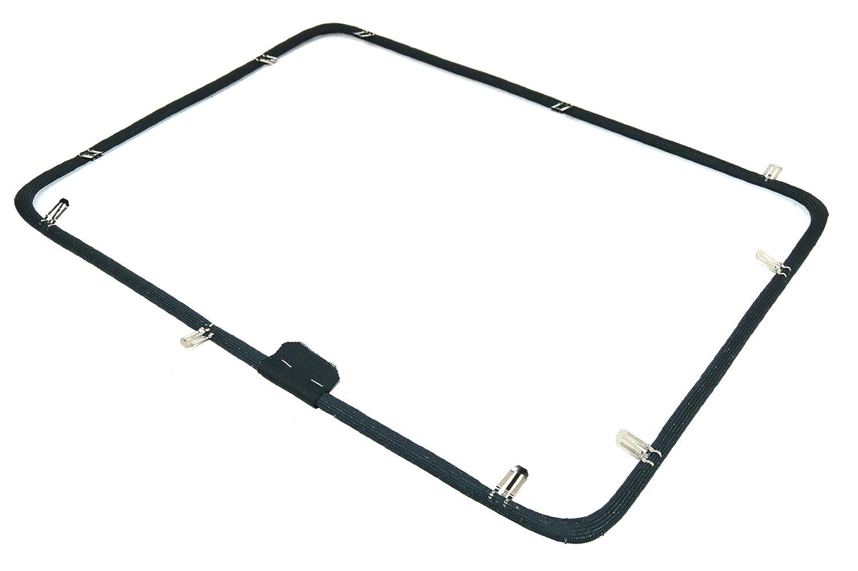 Bosch Neff Siemens Oven Door Seal Gasket. Genuine Part Number 491638