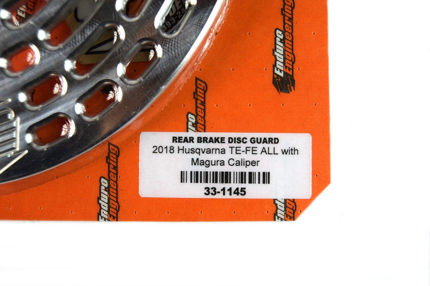 Enduro Engineering 33-1145 Rear Brake Disc Guard 2018 Husqvarna TE FE