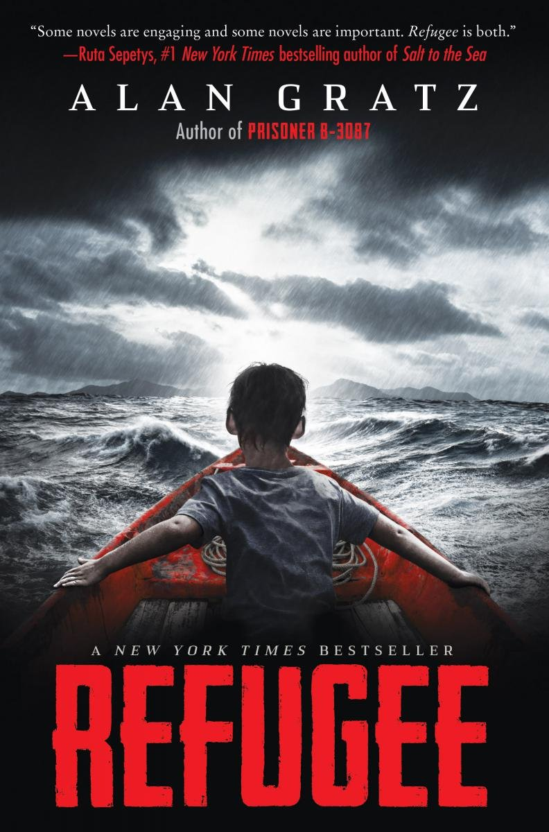 Image result for refugee by alan gratz