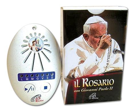 Recita santo rosario mp3 scaricare