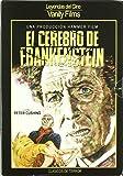 El cerebro de Frankenstein [DVD]