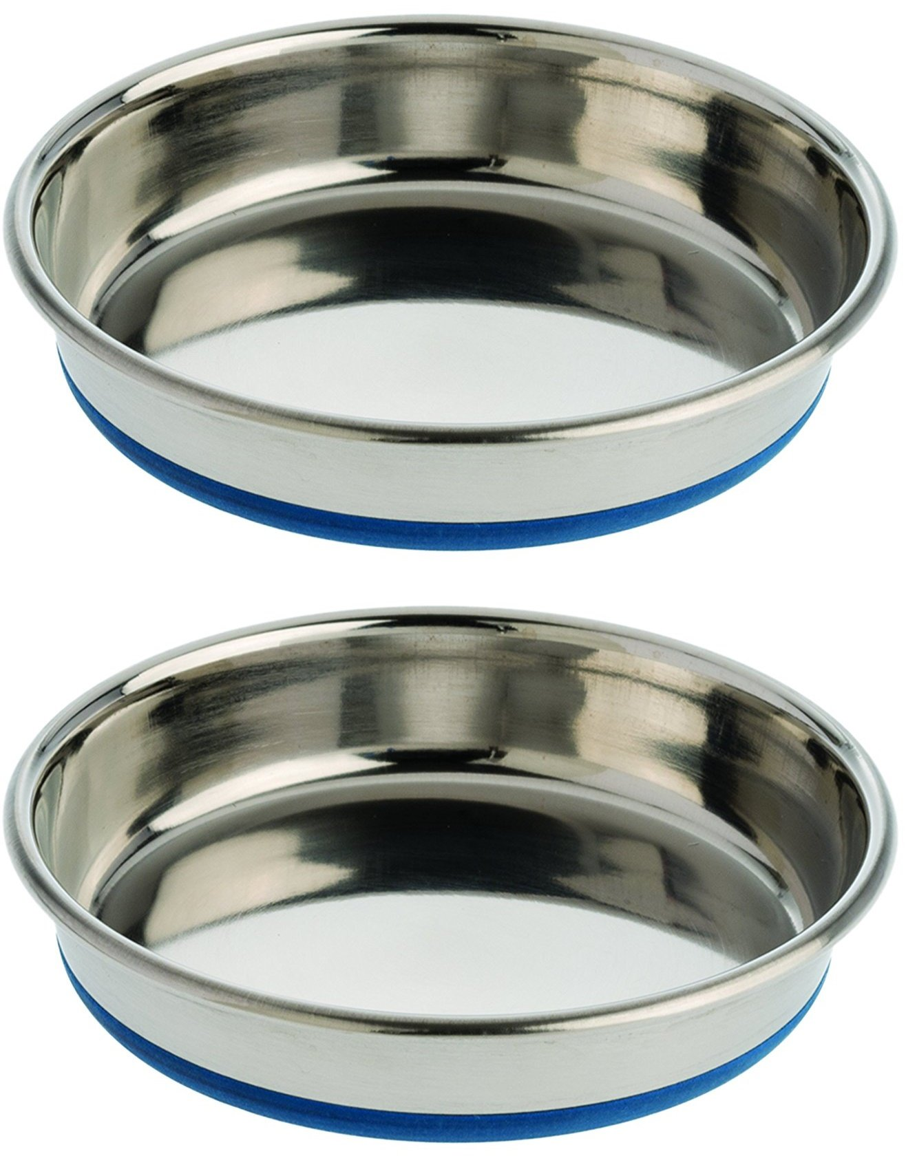 (2 Pack) OurPets Durapet Bowl Cat Dishes, 12 Ounce each