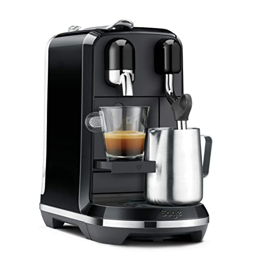 Sage Appliances sne500bks The Creatable ISTA Uno Cafetera ...