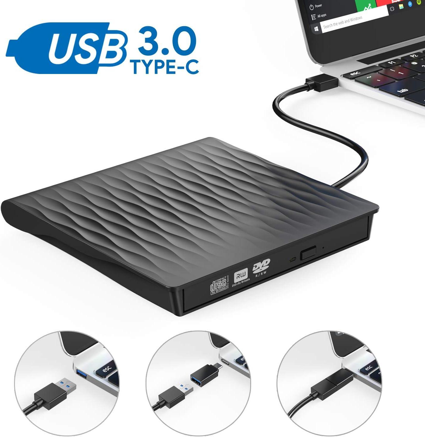 USB 2.0 External CD//DVD Drive for Compaq presario v3707tx