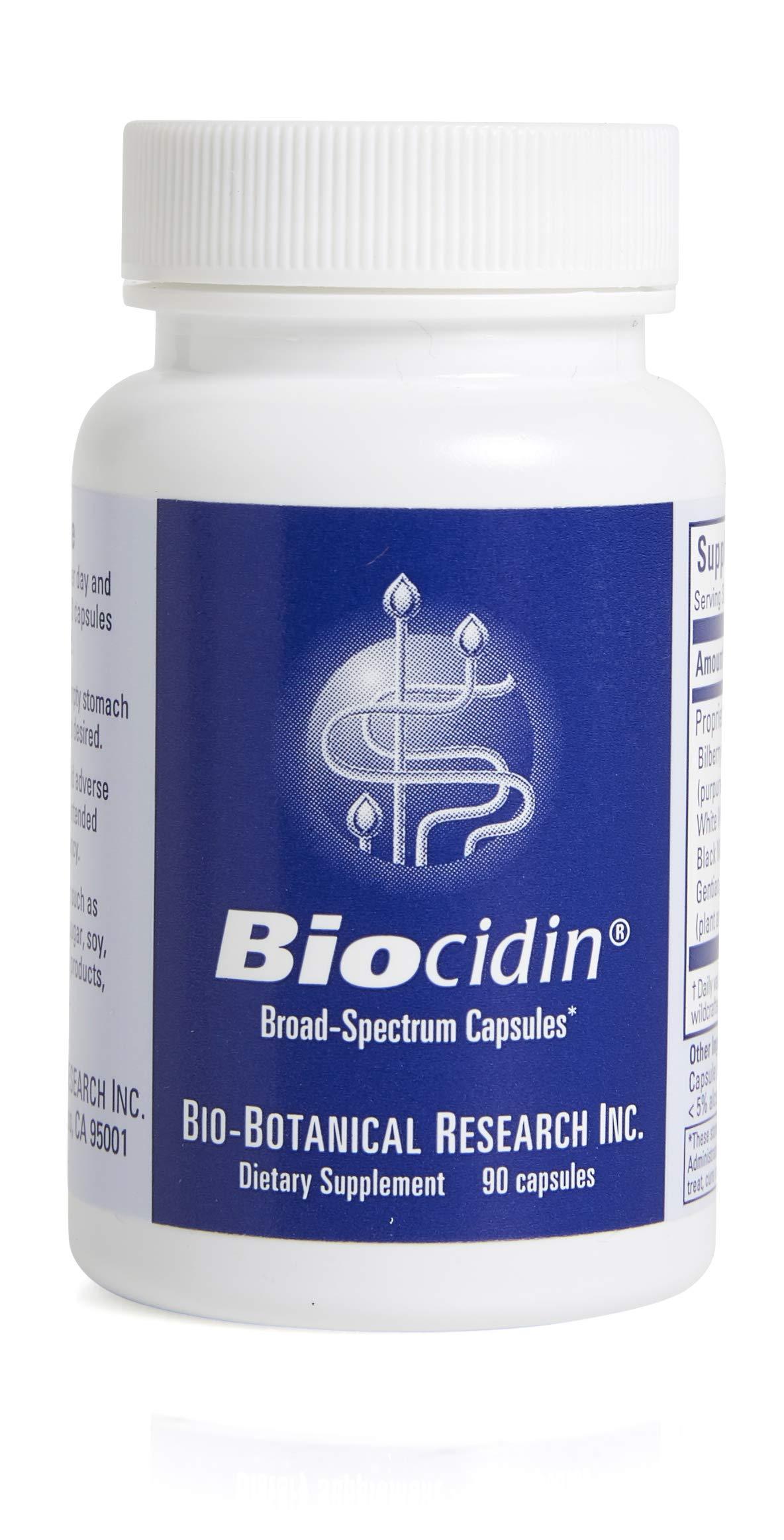 Bio Botanical Research Biocidin Capsules 90ct