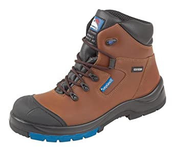"Del Himalaya Unisex adultos""botas de seguridad, color Marrón, ..."