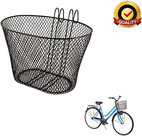 Ducomi Cesta Delantera Universal para Bicicleta para Adultos u ...