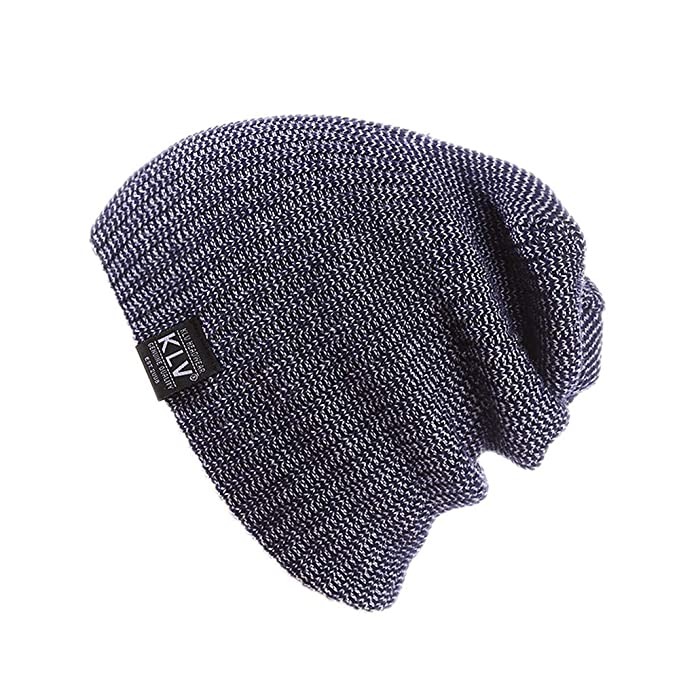 Vrtur Winter Warme Häkeln Hut Wolle Stricken Feinstrick Beanie Mütze