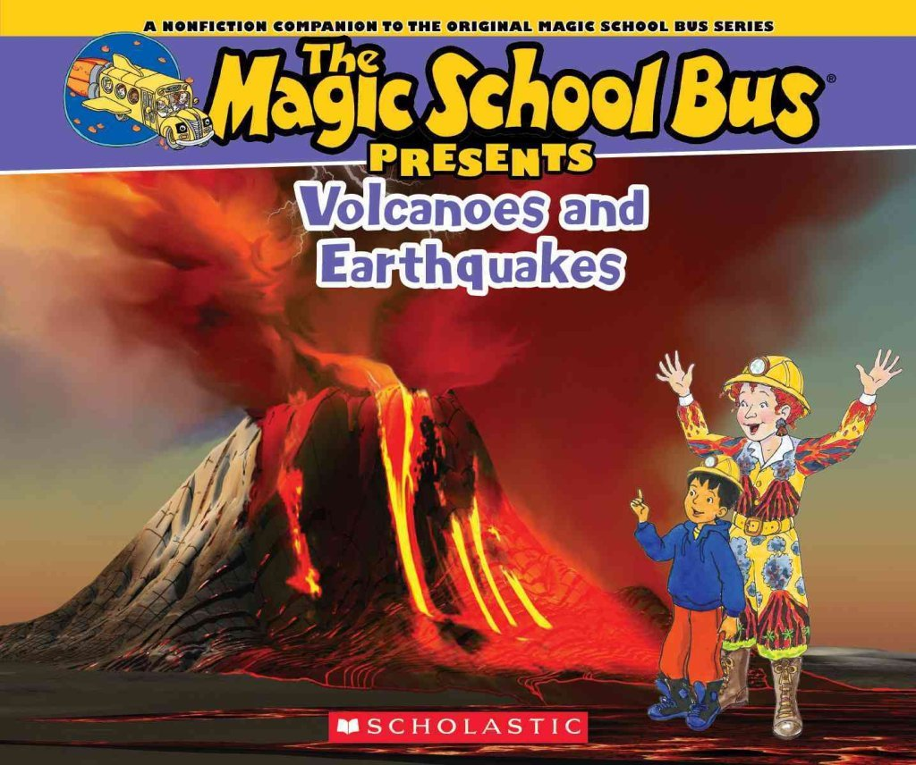Download [(Magic School Bus Presents: Volcanoes & Earthquakes : A Nonfiction Companion to the Original Magic School Bus Series)] [By (author) Joanna Cole ] published on (March, 2015) pdf epub
