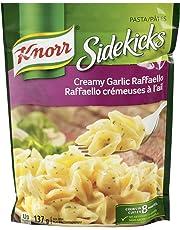 Knorr  Pasta Creamy Garlic Raffaello Side Dishes 137 Grams, Pack of 8