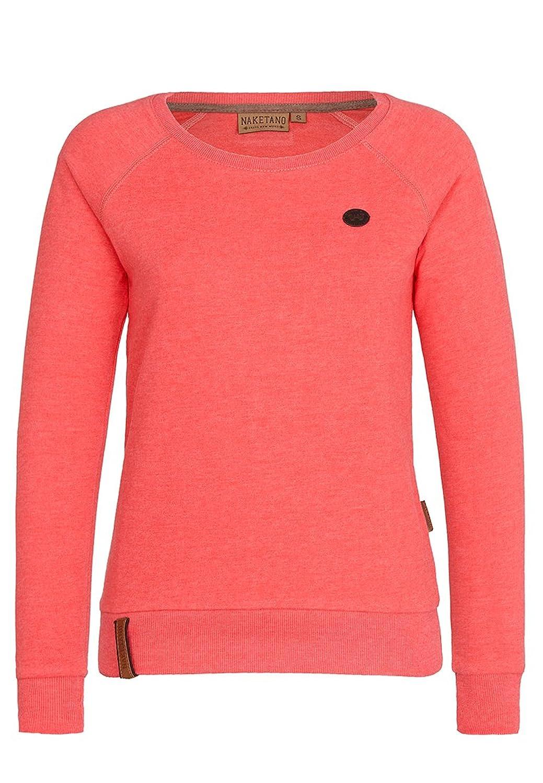 Damen Sweater Naketano Kroketten Horst III Sweater