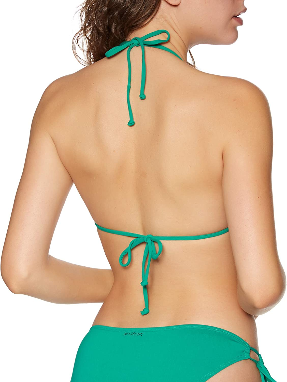 BILLABONGTM S.S Slide Tri S3ST09BIP0 Camiseta de bikini triangular para mujer