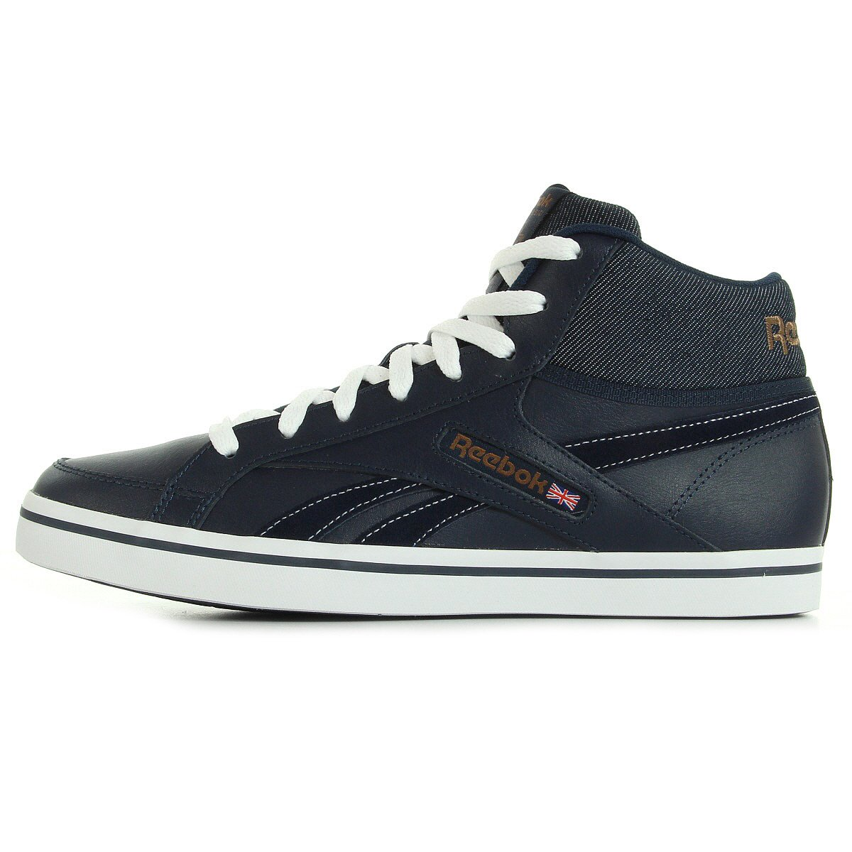 Reebok LC COURT VULC MID M47934, Herren Sneaker  385 EU