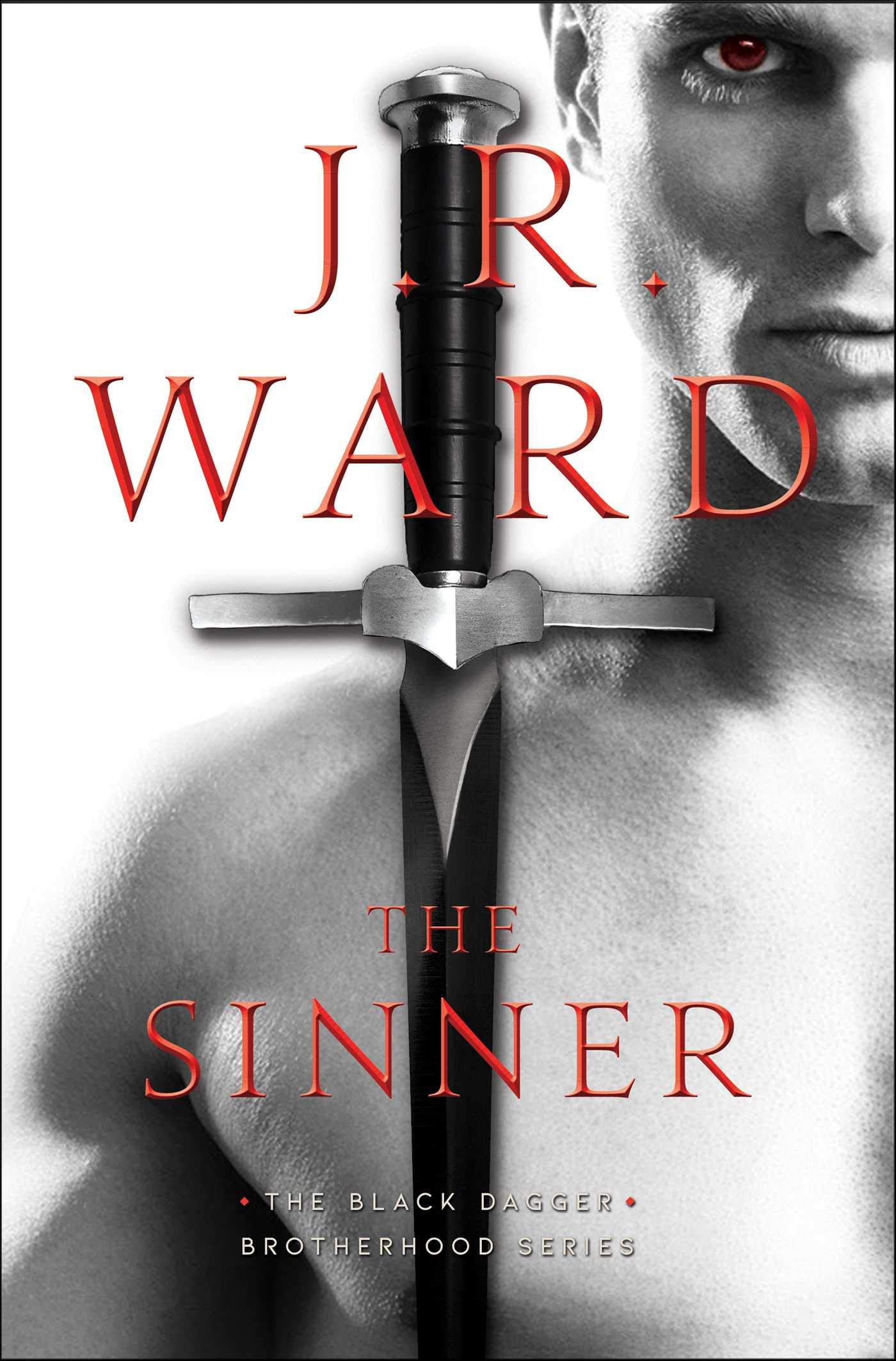 The Sinner (18) (The Black Dagger Brotherhood series) by Gallery Books