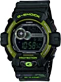Casio Herren-Armbanduhr G-Shock Digital Quarz Resin GLS-8900CM-1ER
