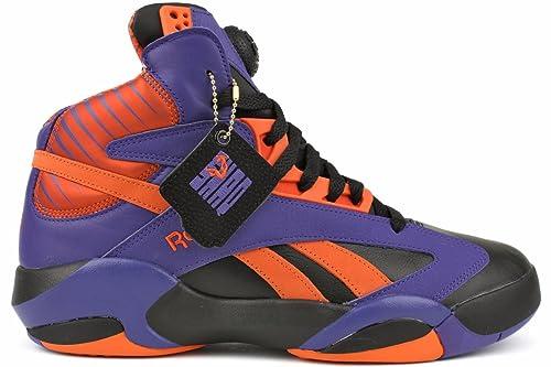 a5c168e93fa40 Reebok Men's Shaq Attaq Fashion Sneaker