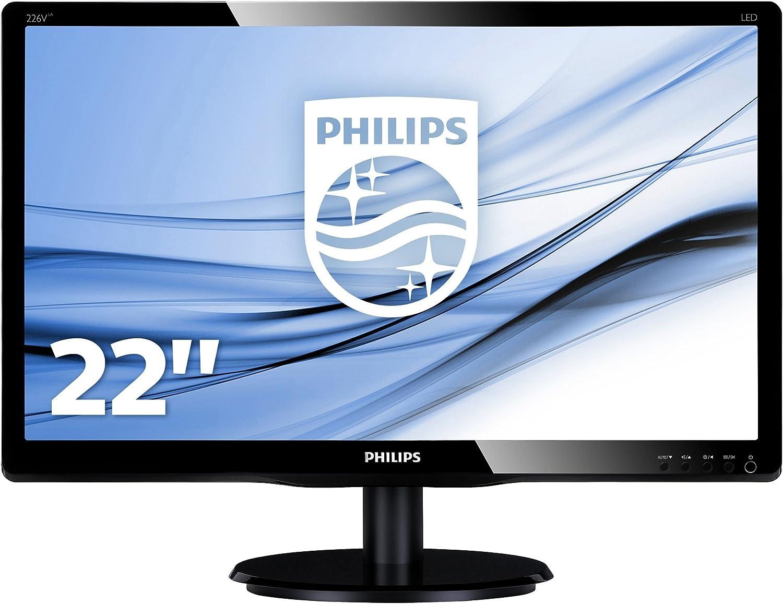 Philips 226V4LAB/00 - Monitor de 21.5