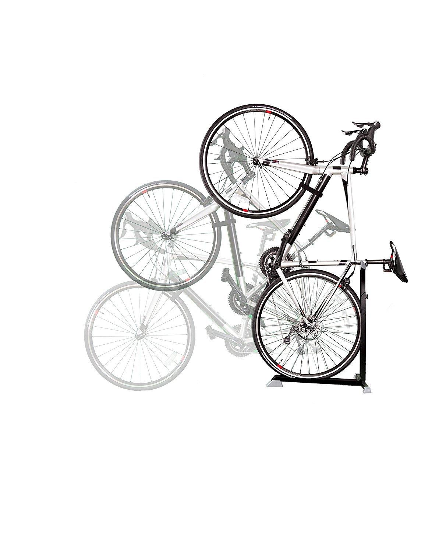 THANE Bike Nook–Free Standing Bicicletta Supporto per Interni Storage
