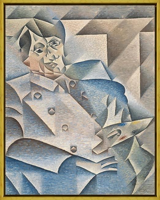 Berkin Arts Marco Juan Gris Giclee Lienzo Impresión Pintura Póster ...