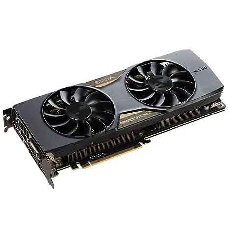 EVGA 06G-P4-4995-KR GeForce GTX 980 Ti 6GB GDDR5 - Tarjeta gráfica ...