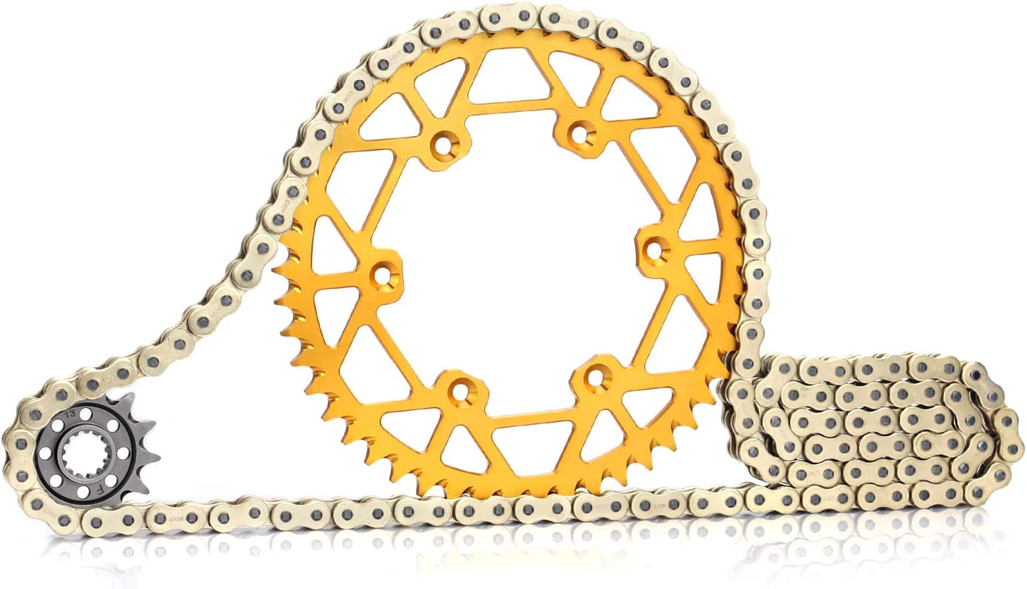 Drive Train Automotive Smadmoto 520-120L X-Ring and Sprockets 13 ...