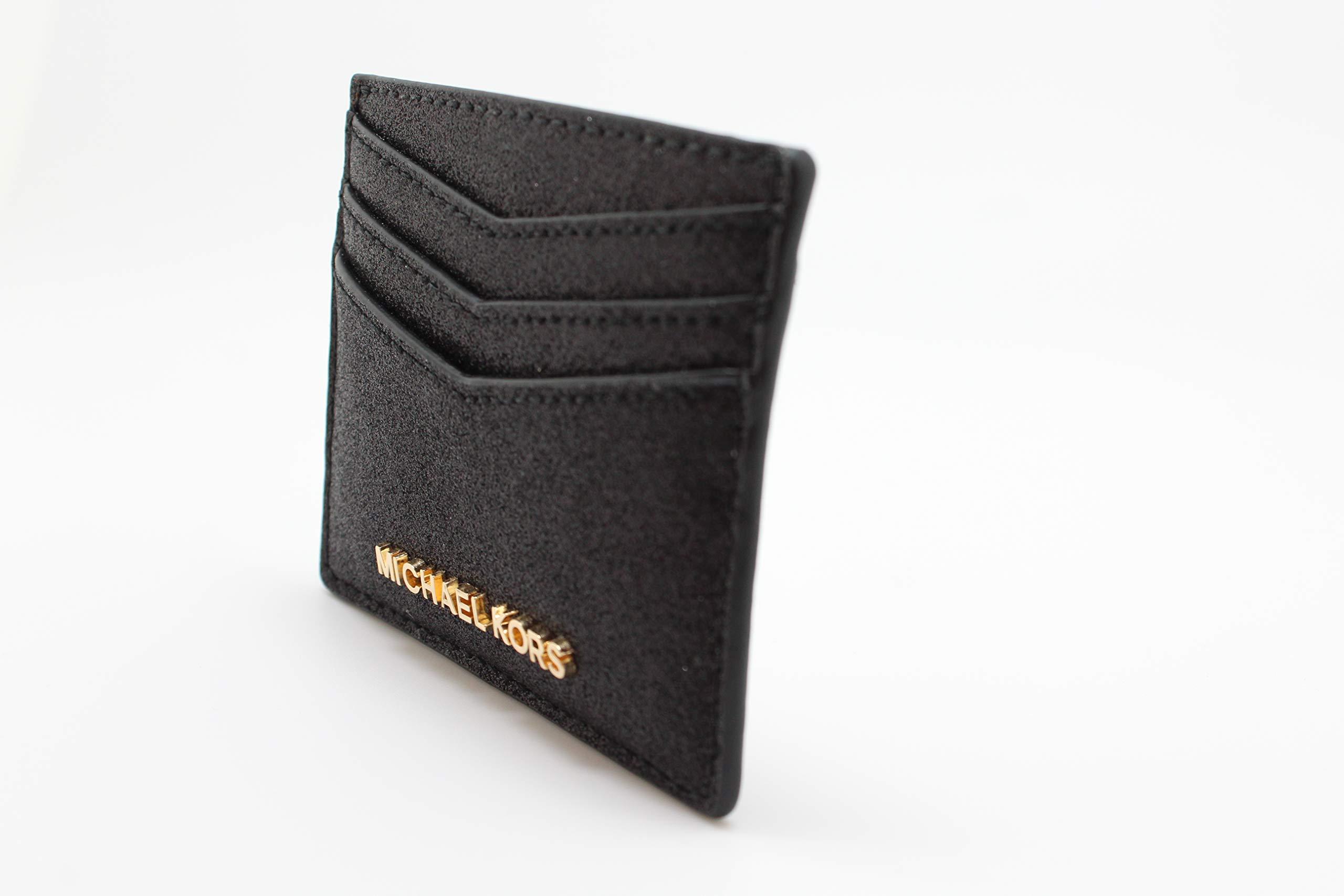 Michael Kors Giftables Large Card Holder Black Glitter by Michael Kors (Image #5)