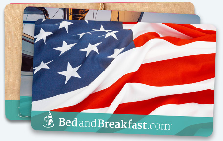 Travel Gift Certificates & Gift Cards from BedandBreakfast​.com