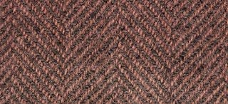"""product image for Weeks Dye Works Wool Fat Quarter Herringbone Fabric, 16"""" by 26"""", Red Pear"""