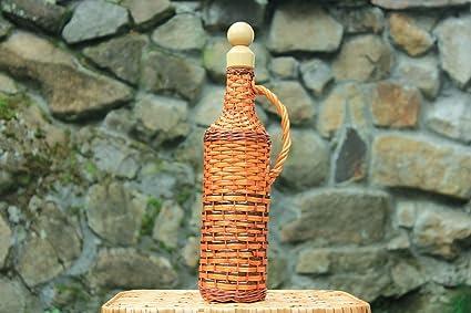 Botella artesanal: Amazon.es: Hogar